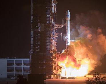 """杨长风:组网发射让北斗系统建设创造""""中国速度"""""""