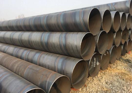 螺旋钢管标准是什么?工艺特点有哪些?