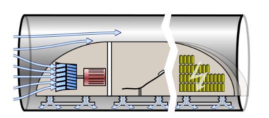 马斯克超回路列车技术怎么样?超回路列车的技术原理介绍
