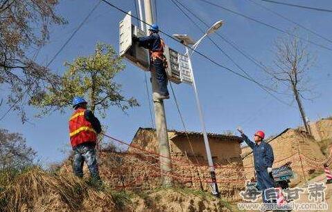 甘肃天水投资超20亿元的助力脱贫攻坚电网建设工程启动