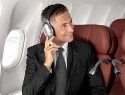 坐飞机耳朵疼怎么办?降噪耳机与戴耳罩有用吗?