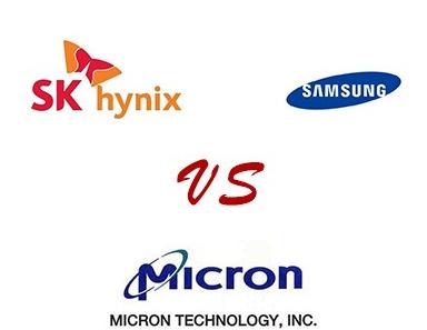 韩国媒体:到今年第三季度,韩国生产的内存芯片已经占到全球市场75%