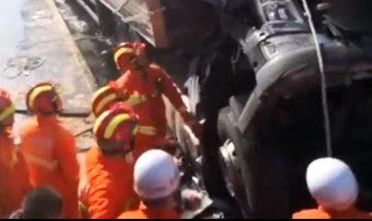 大广高速28车相撞事故原因与经过、最新进展