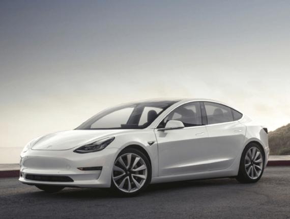 特斯拉开始在华接受Model 3预订 起价58.8万元