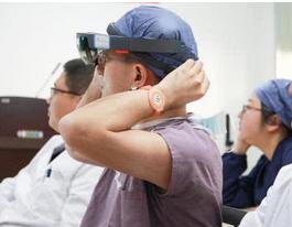 西安市第三医院挂牌成立了全国首家AR肿瘤精准治疗基地