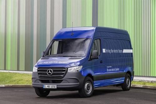 马斯克表示:特斯拉非常有兴趣与奔驰合作开发电动版 Sprinter 厢式货车