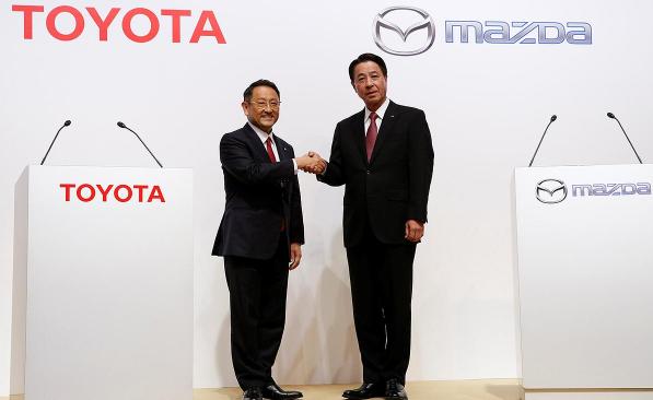 丰田马自达合资工厂将建造新汽车组装厂 预计2021年投产