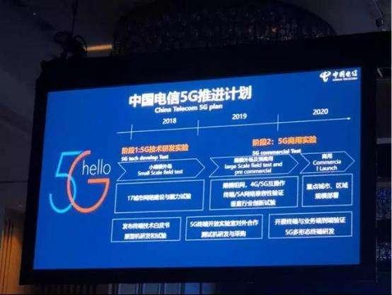中国电信在深圳已开通31个5G站点