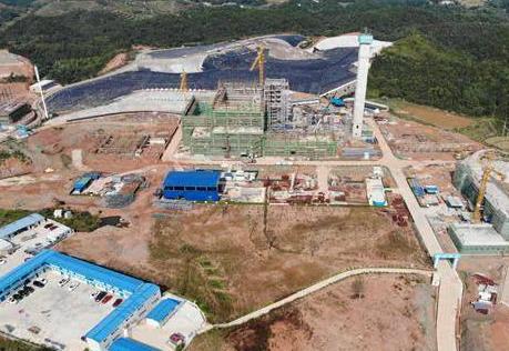 山东省巨野县将建设生活垃圾焚烧发电项目