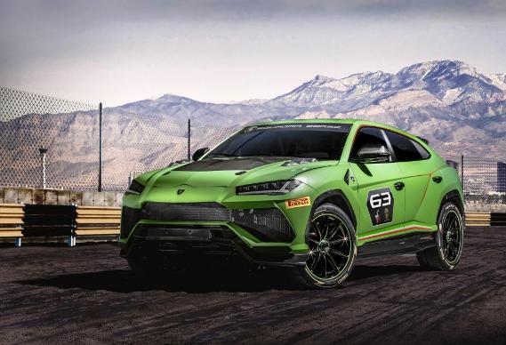 兰博基尼发布Urus ST-X概念赛车 将于2020年比赛亮相