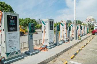 焦作市预计今年年底完成500个充电桩建设任务