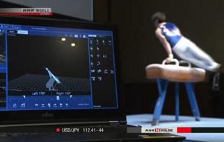 无需申请自动送彩金68体操联合会决定引进日本富士通AI打分辅助系统