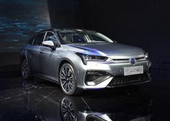 广汽新能源发布全新纯电动轿车Aion S,将于明年上市销售