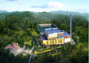 南昌市麦园垃圾焚烧发电厂开工建设 建成可日处理2400吨