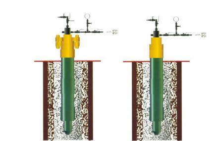 """""""一种基于漏磁技术的储气井检测实验平台""""专利"""