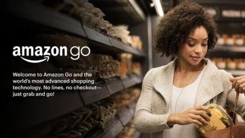 亚马逊正在西雅图大面积商店测试其无人收银技术