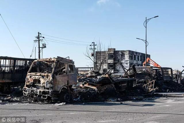 张家口爆燃事故背后:被爆炸掀翻的货运人生
