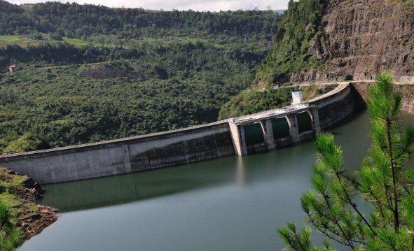浙江杭州富阳区关闭9座水电站