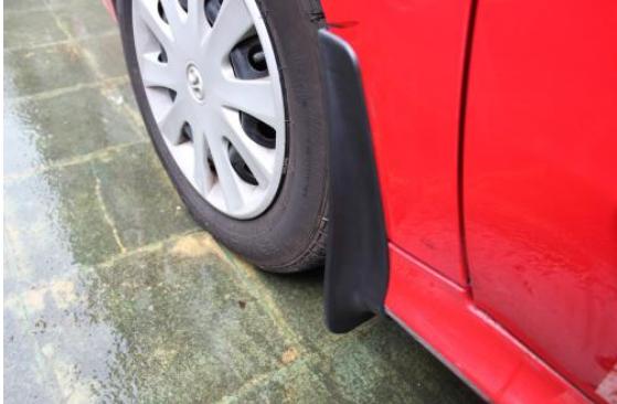 挡泥板安装方法及优缺点介绍