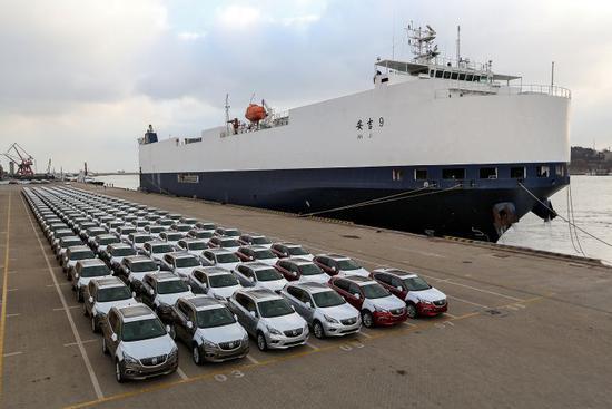 沃尔沃表示:如中美未达成关税协议  或将部分生产转移中国