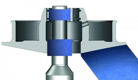 无级变速器带轮的硬加工解决方案