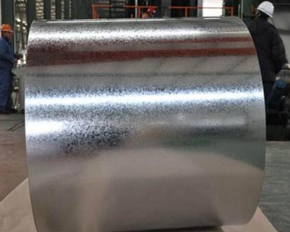 Spangle Zinc:普通锌花热镀锌钢板的环保型无铬新产品