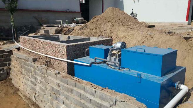 地埋式污水处理设备可以处理哪些废水?设备优势是什么?