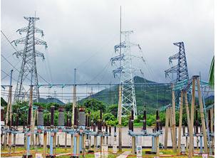 对澳输电第三通道枢纽220千伏烟墩变电站顺利竣工投产