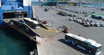比亚迪电动汽车助力智利改革公共交通体系