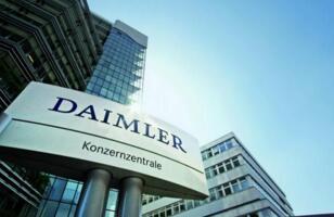 戴姆勒将购买200亿欧元电池生产混合动力和电动汽车