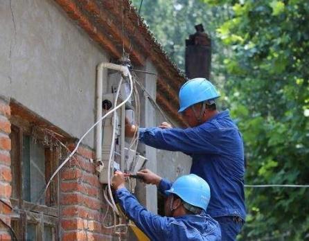 安徽省加快新一轮农村电网改造升级
