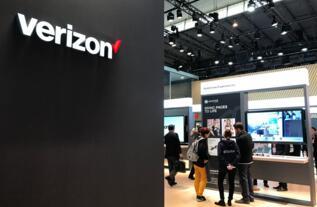 Verizon:1.04万名员工接受自愿离职计划占全球员工总数的6.8%