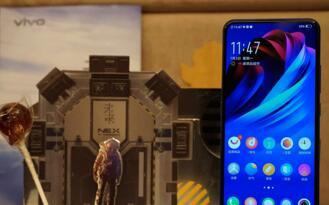 vivo NEX双屏版发布:标配10G运存,加入人脸识别等新功能