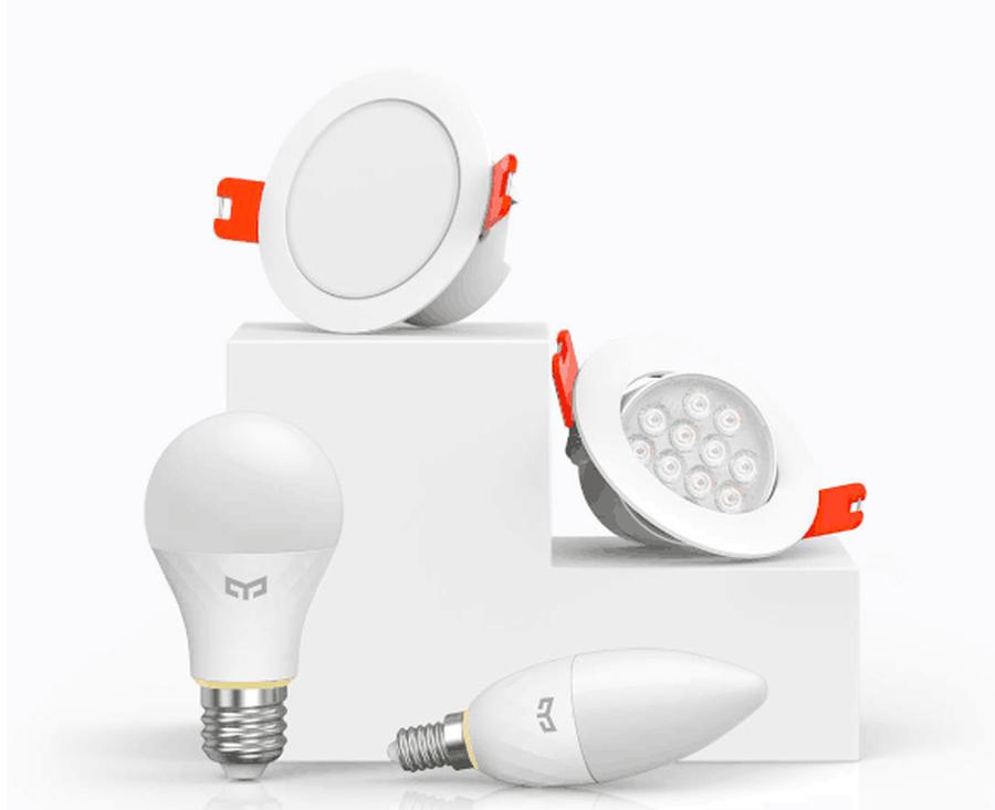 小米有品发布智能灯泡,可支持手机App和智能语音连接