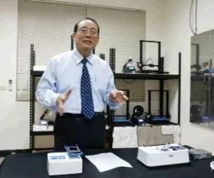 陈志坚教授研究团队研发出轻便式病毒及基因检测装置
