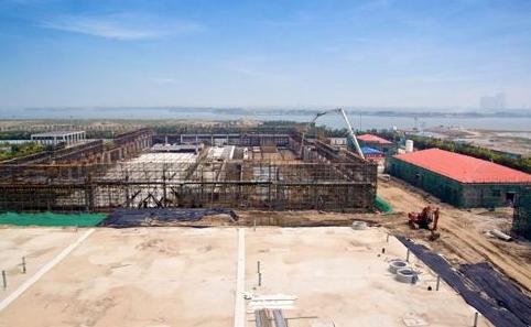 咸阳乾县污水处理厂一期扩容及再生水利用工程正式开工建设