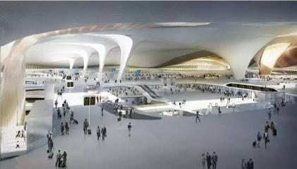 大兴国际机场可再生能源的总量占比10%
