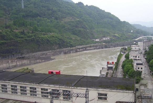 平塘县曹渡河拉安水电站成功发电并网