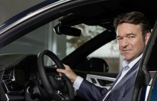 奥迪临时CEO布拉姆•肖特将于明年1月1日正式担任CEO