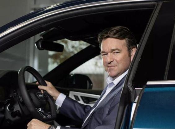 奥迪正式任命Bram Schot为新的全球首席执行官
