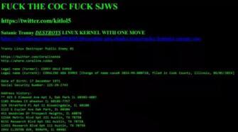 黑客利用DNS劫持篡改Linux.org网页,并入侵账号篡改DNS设置