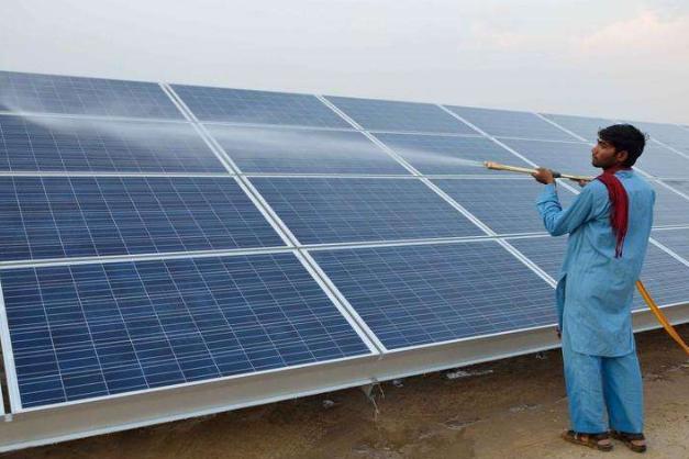 印度政府将实现175吉瓦可再生能源目标