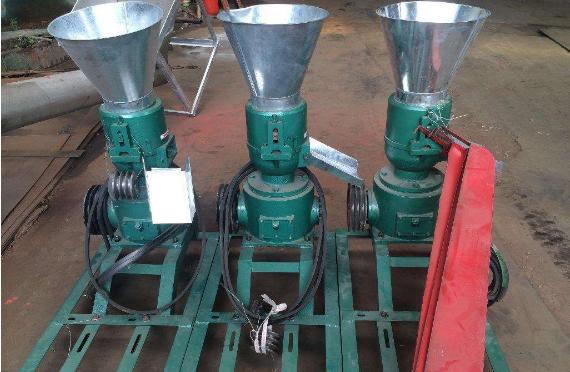 饲料颗粒机主要特点及安装调试过程