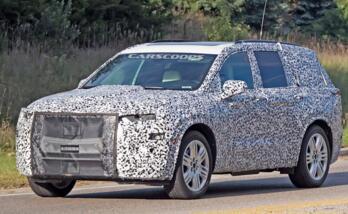 凯迪拉克新款XT6将于明年1月在北美国际车展亮相