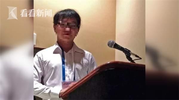 中国留学生给同胞投毒,被捕后还自称只是在恶作剧
