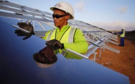 英国将提供1亿英镑支持非洲提供可再生能源项目
