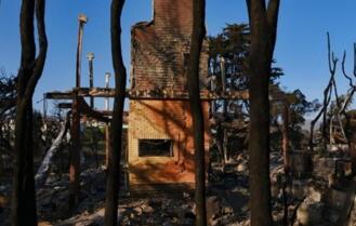 加州山火索赔90亿具体事件详情