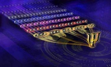 魔幻光强技术构造新型中性原子量子寄存器