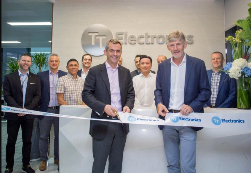 TT Electronics在深圳设立研发设计中心,增加在亚洲地区研发规模和能力