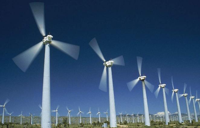 风力发电机种类有哪些?为什么它转得很慢却可以发电?